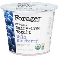 Organic Wild Blueberry Creamy Yogurt