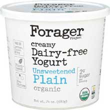 Organic Plain Cashew Milk Creamy Yogurt