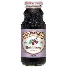 Knudsen Black Cherry Juice - Concentrate 8 Ounce