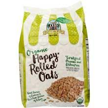 Organic Happy Rolled Oats
