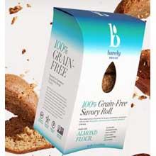 100 Percent Grain Free Savory Roll