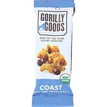 Organic Coast Sweet Curry Cashew and Fruit Snack