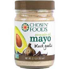 Black Garlic Avocado Oil Mayo