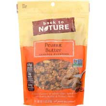 Peanut Butter Granola Cluster