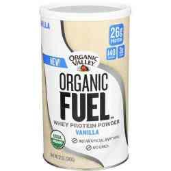 Organic Vanilla Fuel Protein Powder