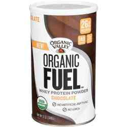 Organic Chocolate Fuel Protein Powder