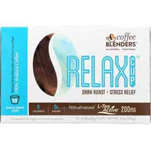 Active Relax Cup Single Serve Coffee