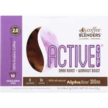 Active Cup Single Serve Coffee