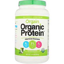 Organic Iced Matcha Latte Protein Powder