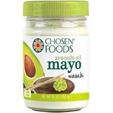 Wasabi Avocado Oil Mayo