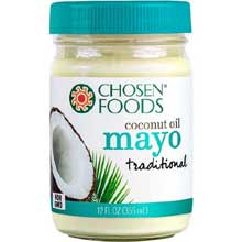 Coconut Oil Traditional Mayo