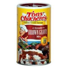 Instant Brown Gravy Seasoning Mix