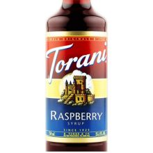 Torani Syrup Raspberry - 375 ml each
