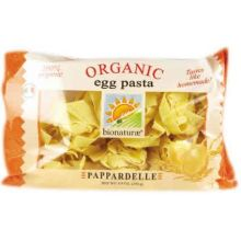 Bionaturae Organic Pappardelle Egg Pasta 8.8 Ounce