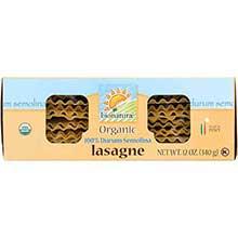 Organic Lasagna Pasta