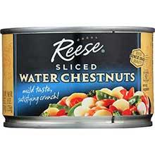 Sliced Water Chestnut