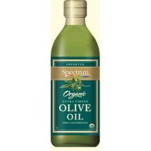 Spectrum Naturals Organic Extra Virgin Olive Oil 1 Pound