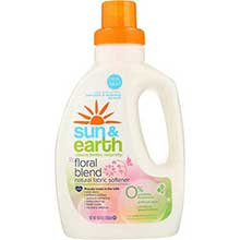 Sun and Earth Ultra Fabric Softener 40 Ounce