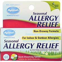 Hylands Allergy Relief Tablets