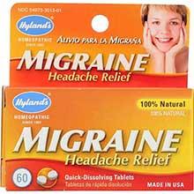 Hylands Headache Relief Tablets
