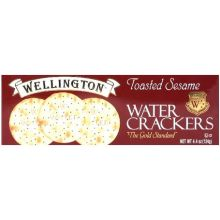 Toasted Ses Cracker - 4.25 ounce