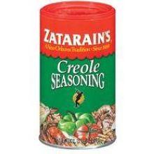 Zatarains Creole Seasoning 8 Ounce