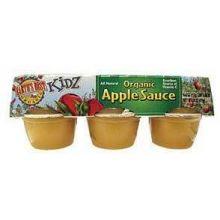 Organic Kidz Apple Sauce