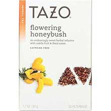 Tazo Honey Bush Tea