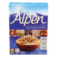 No Sugar Added Muesli Cereal