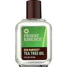Desert Essence Eco Harvest Tea Tree Oil 2 Ounce