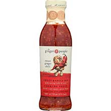 Ginger People Sweet Ginger Chili Sauce 12.7 Ounce