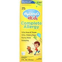Hylands Allergy Relief 4Kids Medicines