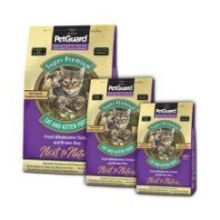 Pet Guard Premium Chicken Cat and Kitten Dry Food 8 Pound