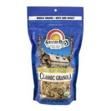 GrandyOats Organic Classic Granola