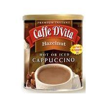 Hazelnut Cappuccino