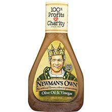 Newmans Own Olive Oil and Vinegar Salad Dressing 16 Ounce