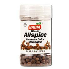 Whole Allspice Spice