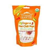 Organic Hot Chili Lollipop
