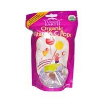 Organic Vitamin C Lollipop