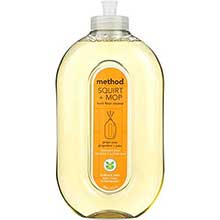Ginger Yuzu Squirt and Mop Hard Floor Cleaner
