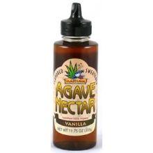 Madhava Organic Vanilla Agave Nectar 11.75 Ounce