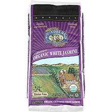 Lundberg Farms Organic White California Jasmine Rice 1 Pound