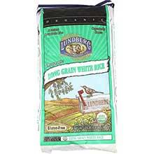 Lundberg Farms Organic Long Grain White Rice 1 Pound