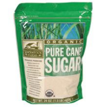 Woodstock Farms Organic Pure Cane Sugar 24 Ounce
