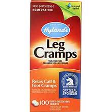 Hylands Leg Cramps with Quinine Tablet