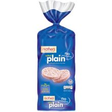 Mothers Rice Cake Plain - 4.5 ounce