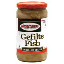 Gefilte Fish in Jelled Broth 24 Ounce