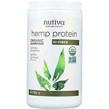 Nutiva Organic Protein Powder 16 Ounce