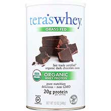 Dark Chocolate Organic Whey Protein