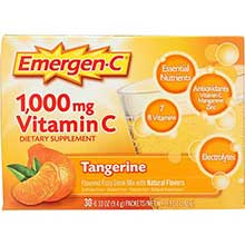 Emergen C Flavored Original Formula Fizzy Drink Mix